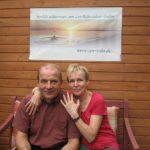 Sylvia und Achim beim Lehrertreff 2013