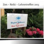 2013 Zen-Reiki Treffen